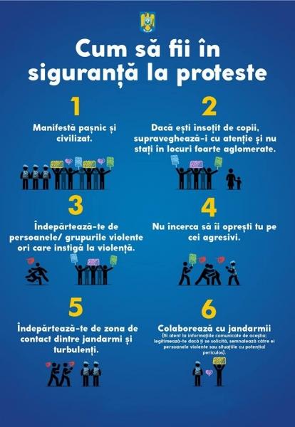 protest 10 august piata victoriei