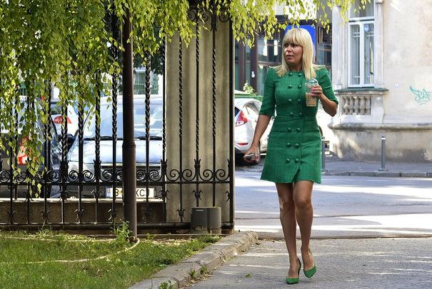 """Elena Udrea, nemultumita de faptul ca Budeanu si-a recunoscut vinovatia: """"E slab!"""""""