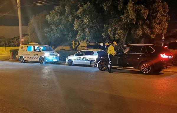 Amenzi masini zgomotoase. Politia din Timisoara a inceput sanctionarea soferilor