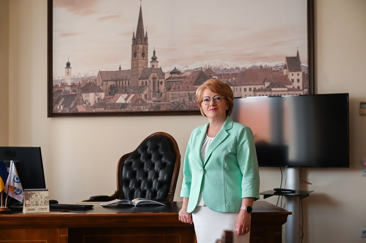 Definitiv. Astrid Fodor, primar al Sibiului