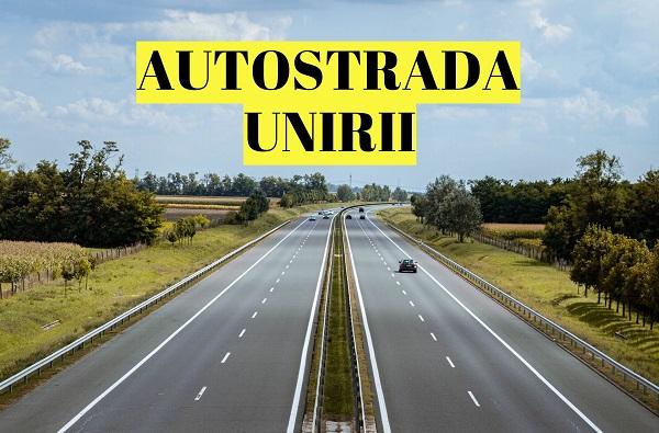 Parlament: Autostrada Unirii, gata in 2030