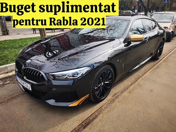 Bugetul Rabla 2021 pentru persoane fizice, suplimentat