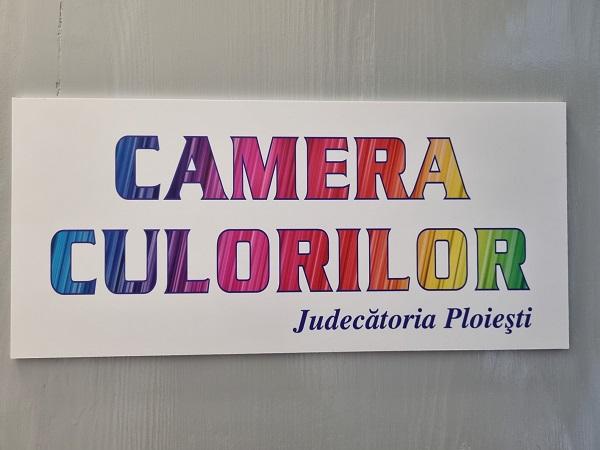 Judecatoria Ploiesti a deschis Camera Culorilor