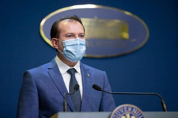 Citu anunta ca Vlad Voiculescu a fost revocat din functia de ministru al Sanatatii