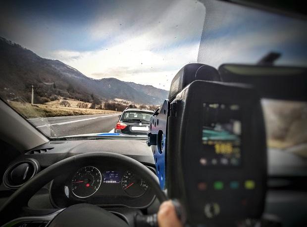 Codul rutier, modificat! Politia nu va mai putea folosi radare neinscriptionate