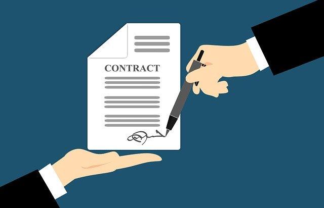 Contract de arenda - model actualizat
