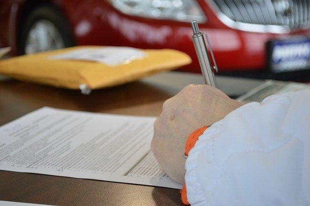 Contract de comodat auto actualizat 2021