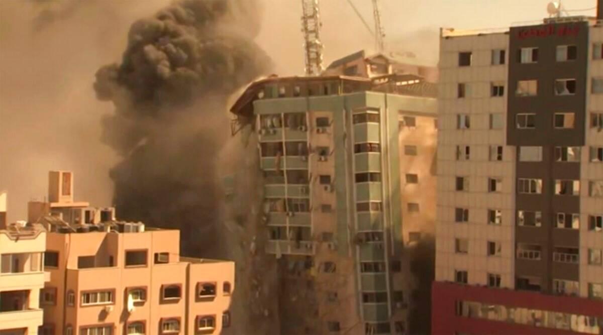 Curtea Penala Internationala, sesizata cu privire la atacul asupra presei straine din Gaza
