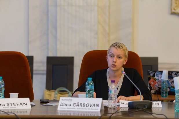 Dana Girbovan, noul presedinte al Curtii de Apel Cluj