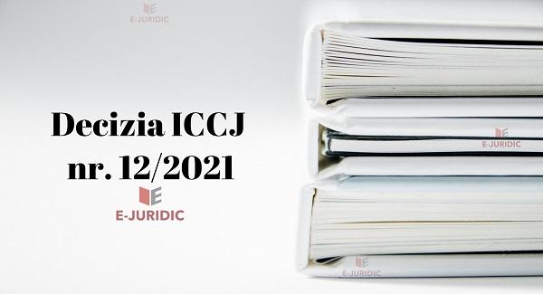 ICCJ: PUZ-urile nu mai pot fi secretizate