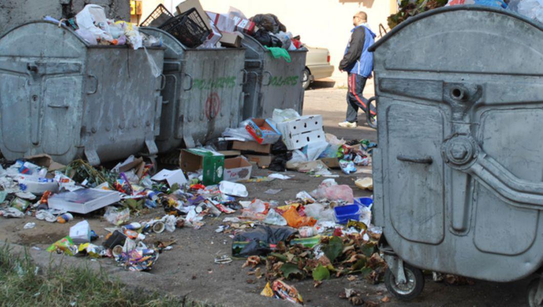 Deseuri biodegradabile, colectate obligatoriu separat altfel se risca amenda