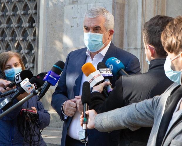 Calin Popescu Tariceanu, trimis de DNA in judecata pentru luare de mita