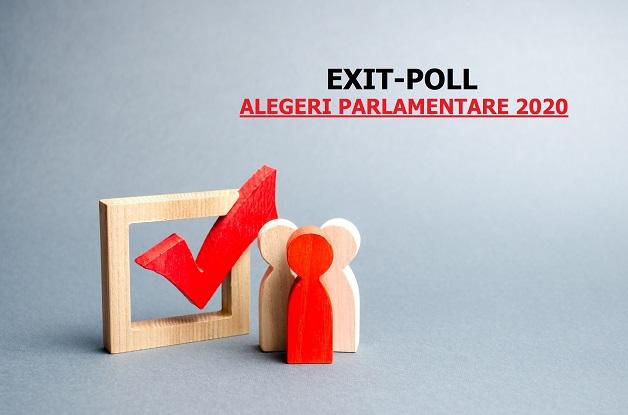 Exit-poll alegeri parlamentare 2020. PSD, castigator! PNL, pe locul doi