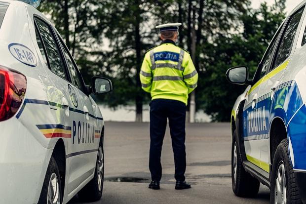 Inspector din Politie, arestat preventiv pentru ca a batut cu picioarele un batran