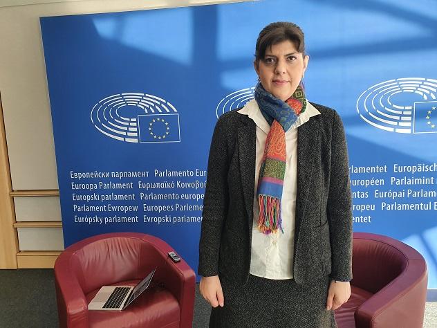 "EPPO, inaugurat oficial. Kovesi a depus ""juramantul"" in fata CJUE"