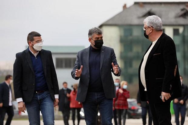 Ciolacu, PSD: PNRR are o latura penala
