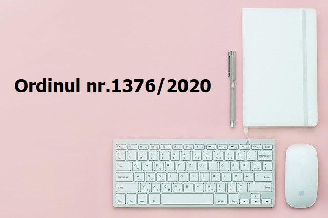Ordinul nr. 1376 din 2020. Ce se poate cumpara cu banii de la guvern pentru telemunca