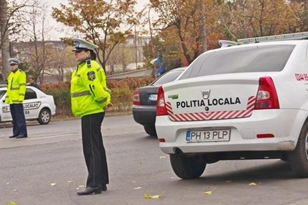 Politisti locali, scutiti medical de la lucrat noaptea si patrulat prin ploaie
