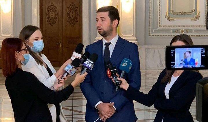 """Seful senatorilor PSD a plecat la PMP. """"Colegii m-au tradat"""""""