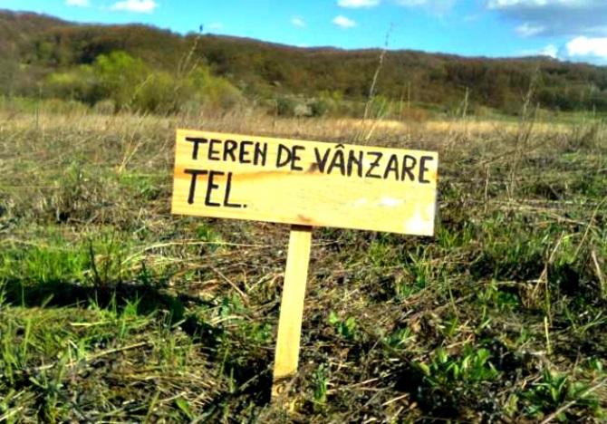 Vanzarea si cumpararea terenurilor, modificate din octombrie. Procedura noua, impozite suplimentare si sanctiuni