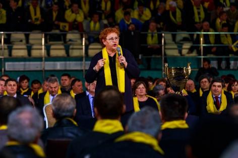 CCR: Renate Weber, neconstitutional revocata din functia de Avocat al Poporului