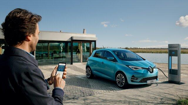 Modele electrice Renault, cumparate complet gratuit in Germania