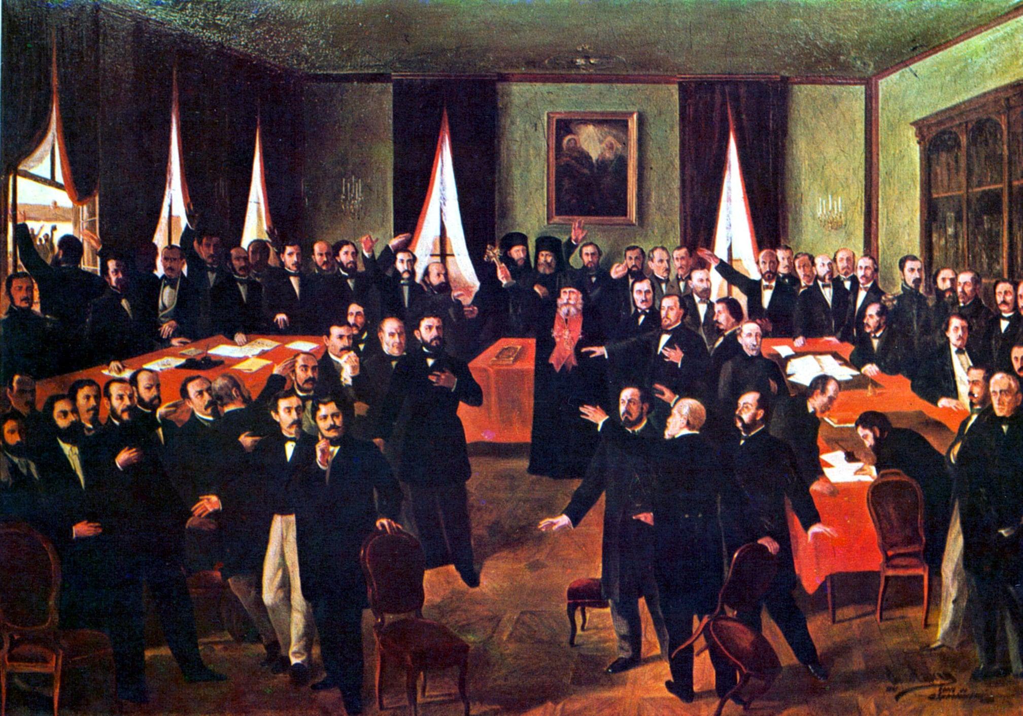 Unirea Principatelor. Austria si Turcia au incercat sa o opreasca