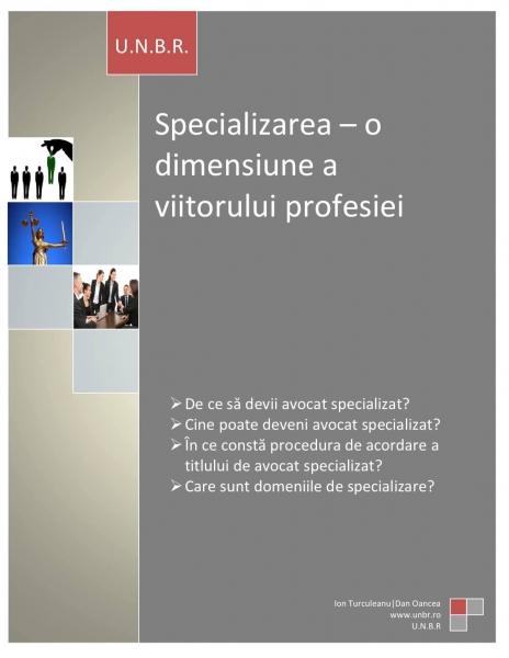 avocati specializati unbr
