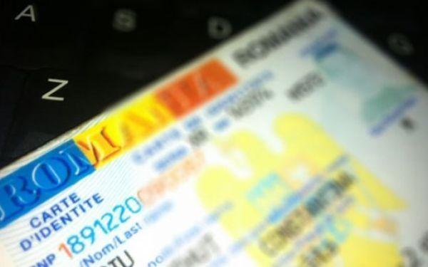 carte de identitate provizorie
