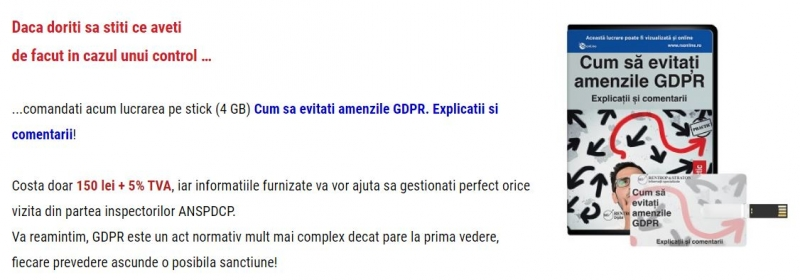 control anspdcp gdpr