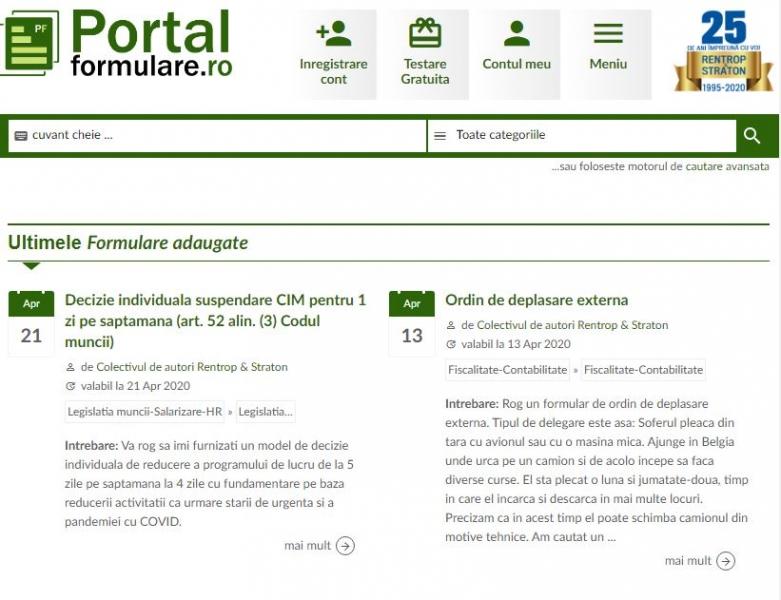 formular 230 online