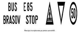 marcaje rutiere anexa 2
