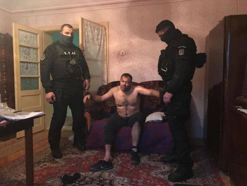 ionel marcel lepa arestat