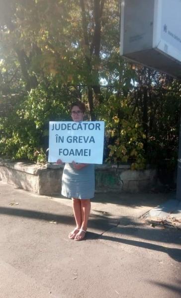 judecator greva foamei mihaela ciocea