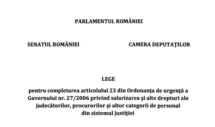 plata rate din banii de chirie judecatori si procurori