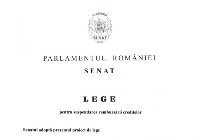 lege amanare rate
