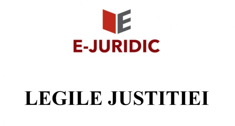 legile justitiei legea 304/2004