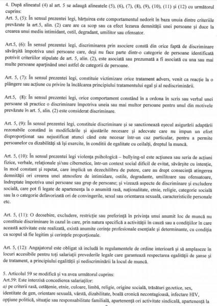 modificare 2019 codul muncii