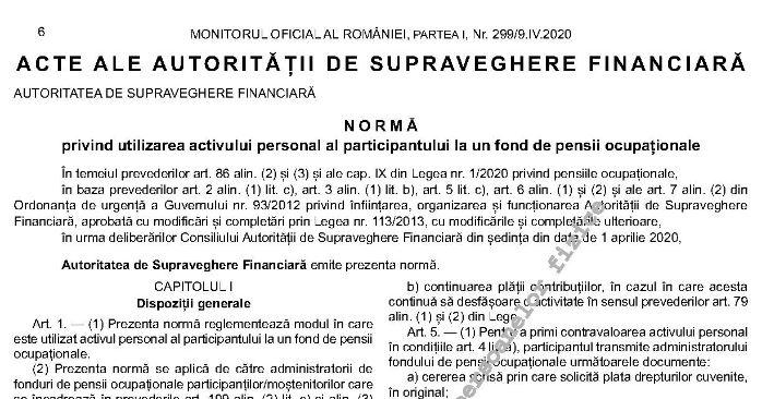 plata minima pensie ocupationala 500 lei