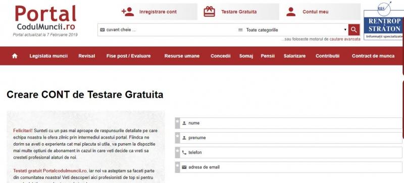 portal codul muncii gratuit