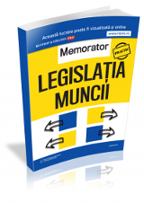 Memoratorul Legislatia Muncii