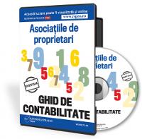 Ghid de contabilitate pentru asociatiile de proprietari