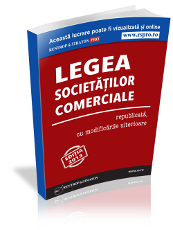 Legea societatilor comersiale