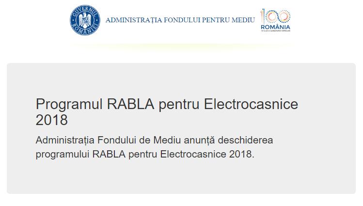 rabla electrocasnice