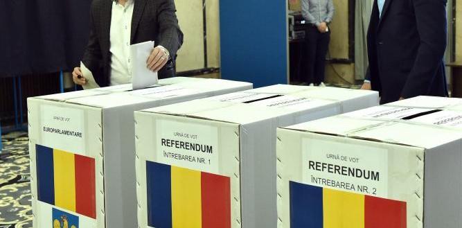 rezultate europarlamentare referendum 2019