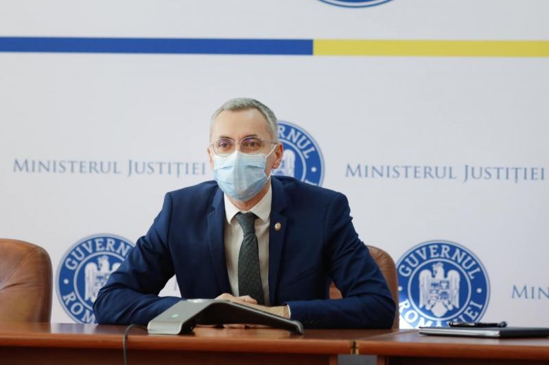 stelian ion revocat ministru justitie